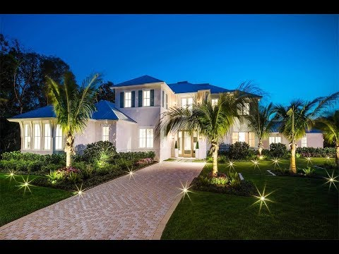 Coastal Contemporary Residence in Naples, Florida | Sotheby's International Realty