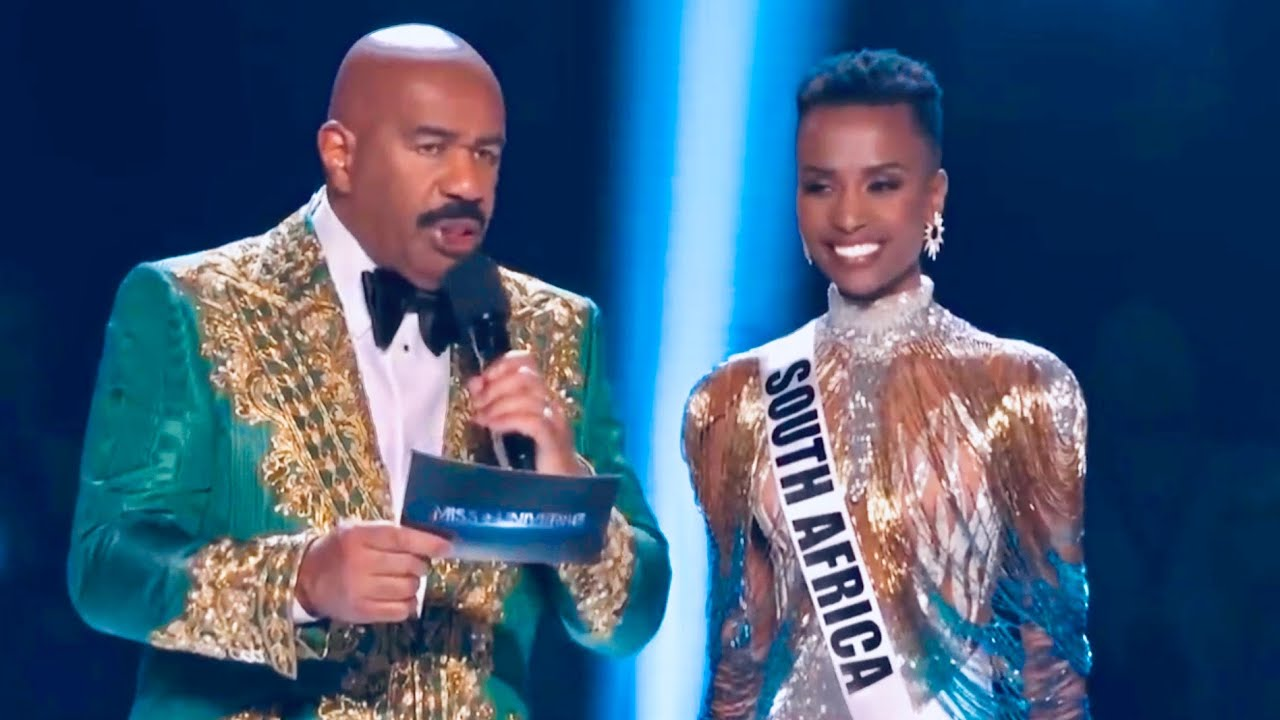 Miss Universe 2019 | Zozibini Tunzi | Miss Universe South Africa Top 3 Q & A