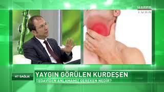 Ht Sağlık - 7 Nisan 2018  Hassas Cilt Sendromu Ve Kurdeşen