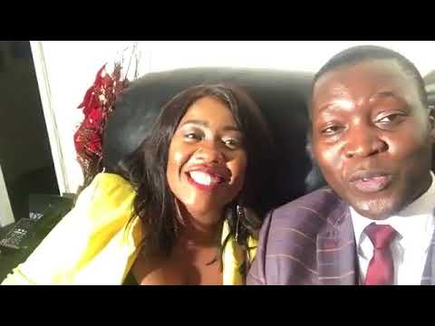 Lance Guma LIVE  with Cynthia Mare (After Interview)