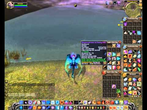 BTW - World Of Warcraft - Tadpole Terror - UC - Fishing Daily