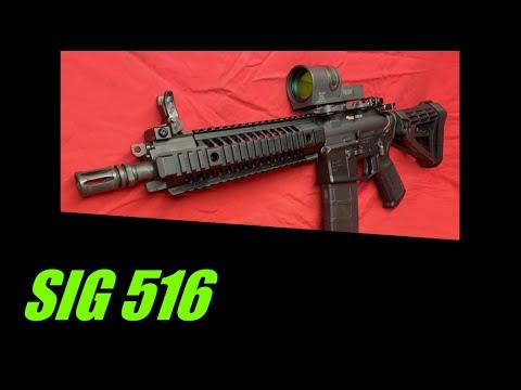 SIG 516 Possible HK416 Clone???   #buildit #sig516 #hk416