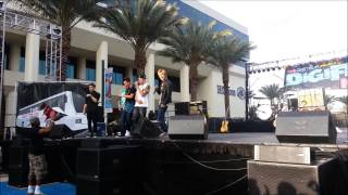 Pretty Brown Eyes- Boy Band Project (Vidcon 2013)