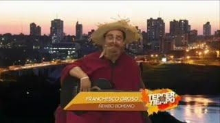 'Franchesco Groso' Tercer Tiempo Paraguay!