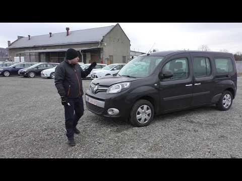 Renault Kangoo Maxi 1.5 DCi 2014 за 6700 евро