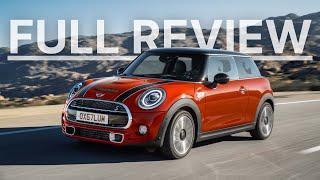 2019 MINI Cooper S Full Review