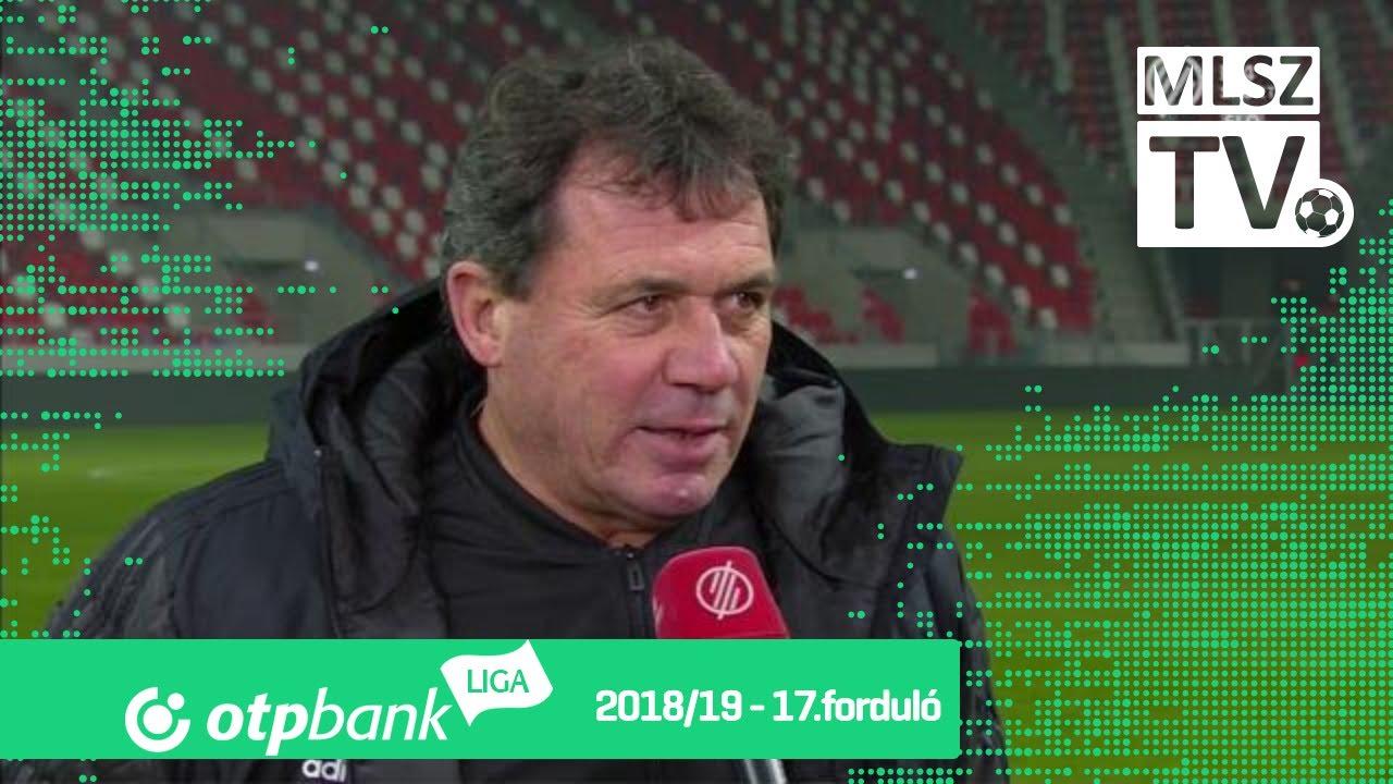 Edzői értékelések a DVTK – Kisvárda Master Good mérkőzésen