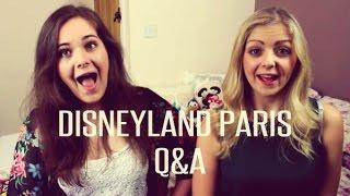 Disneyland Paris Q&a | Meeting Characters, Dreams & More!