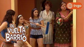 ¡Las chicas Bravo salen a defender a Pedrito de Simón! - De Vuelta al Barrio 27/04/2018