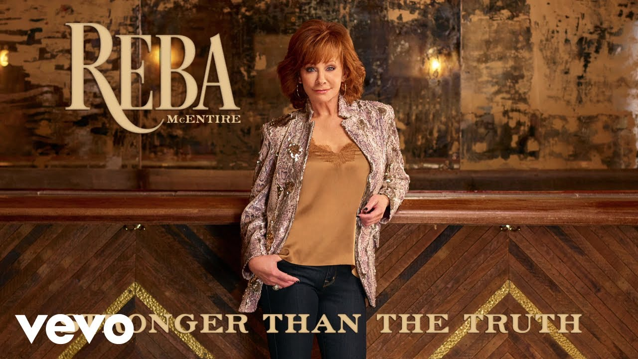 Reba McEntire - Stronger Than The Truth (Official Audio)