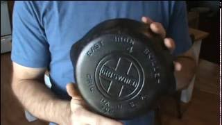 Identifying Cast Iron Skillets- My Collection