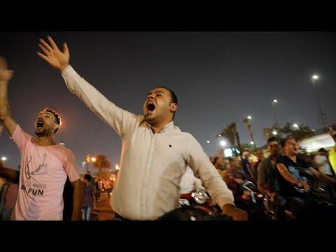 مصر: مظاهرات في السويس للمطالبة برحيل السيسي  - نشر قبل 4 ساعة