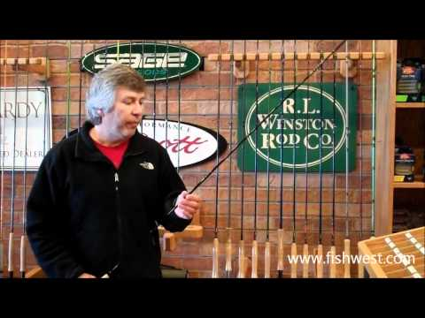 Winston BIIIx 9ft 5wt Fly Rod Review