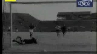 La Araña Negra, mejor arquero del siglo XX