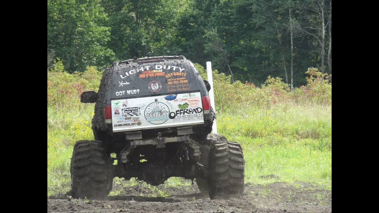 LIGHT DUTY  at Walts Mud Bog GMC JIMMY   YouTube  LIGHT DUTY  at Walts Mud Bog GMC JIMMY