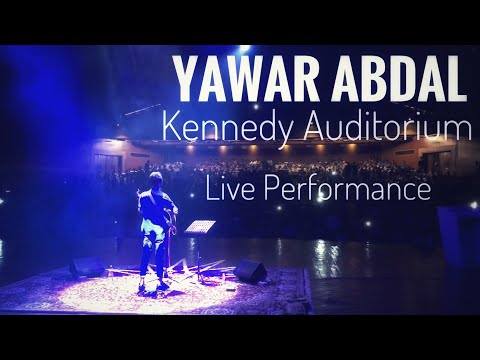 Yawar Abdal Performing Live At The Kennedy Auditorium|Aligarh Muslim University|Filmsaaz 2018