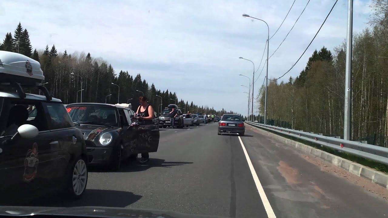 Проверки на финской границе есть