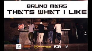 Thats What I Like - Bruno Mars | Conceptualized | Dance Choreography | MesmeriZerZ | Goa thumbnail