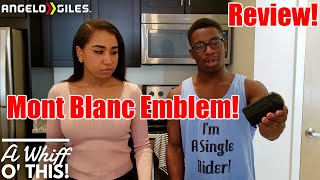 Mont Blanc Emblem Review | It's Something Different