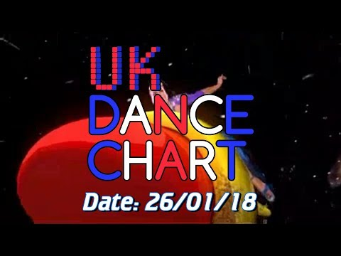 UK TOP 40 - DANCE SINGLES CHART (26/01/2018)