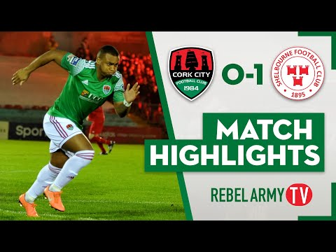 Cork City Shelbourne United Goals And Highlights