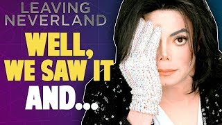 LEAVING NEVERLAND REVIEW - THE MICHAEL JACKSON DOCUMENTARY