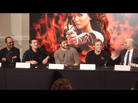 The Hunger Games: Catching Fire Press Conference in Full