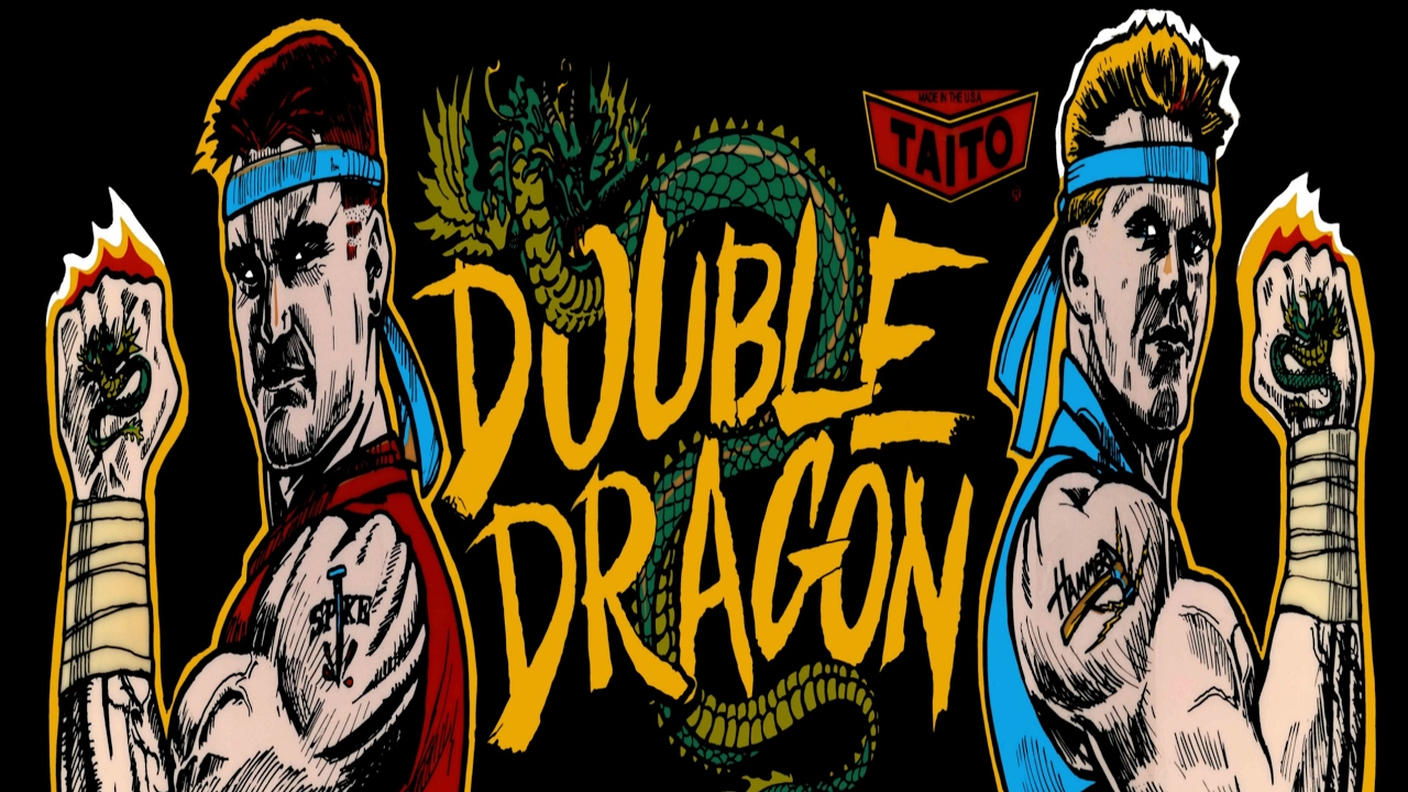 Double Dragon Review Heavy Metal Gamer Show Youtube