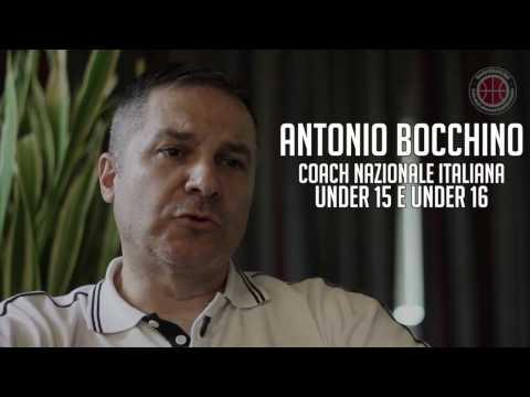 Basket Coach: Antonio Bocchino, intervista