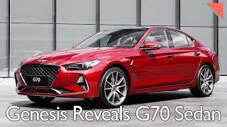 New Genesis G70, Kia Testing Sorento Diesel - Autoline Daily 2192