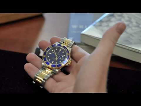 199d1bac80246 How to Tell if a Rolex is Real or Fake - YouTube