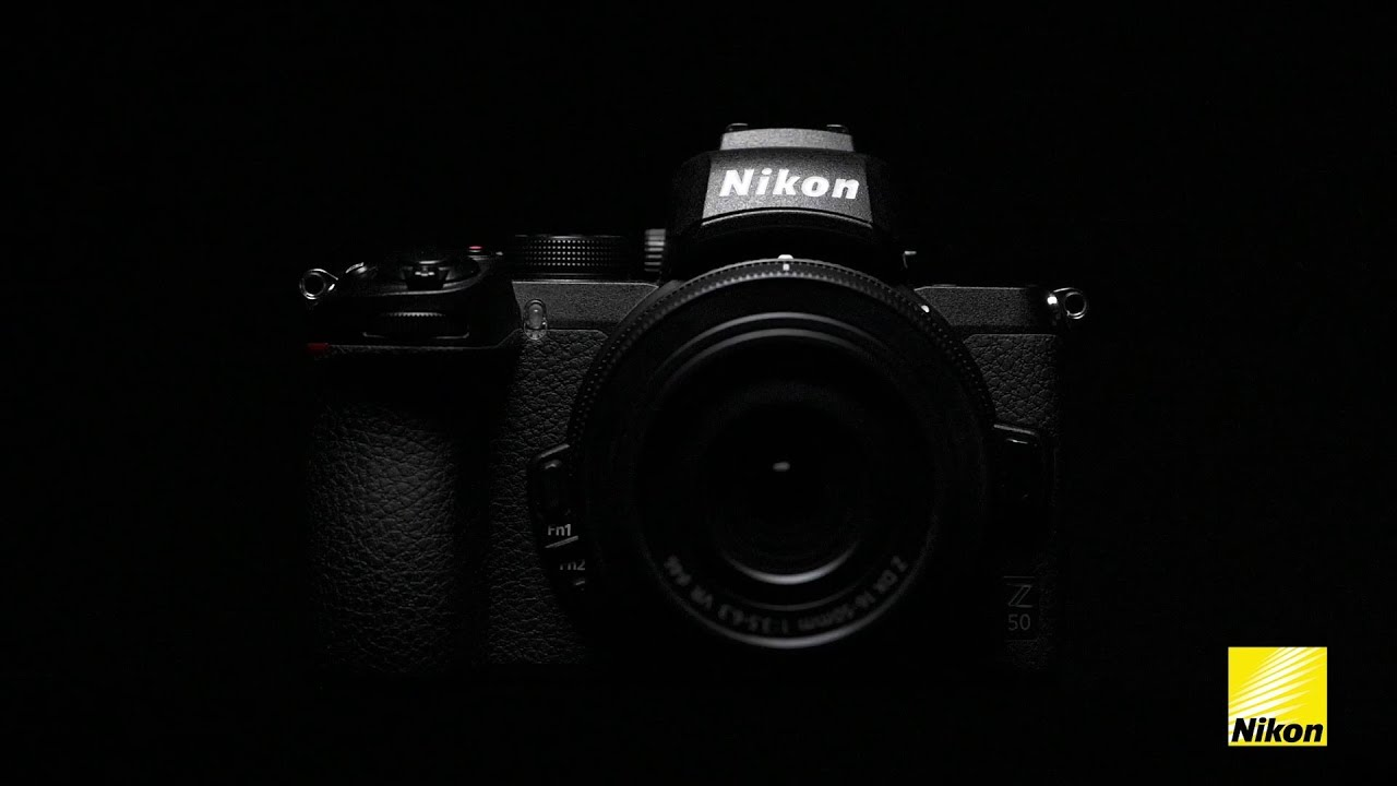 Nikon Z50 NIKKOR Z DX 16 50mm Systemkamera Elkjøp