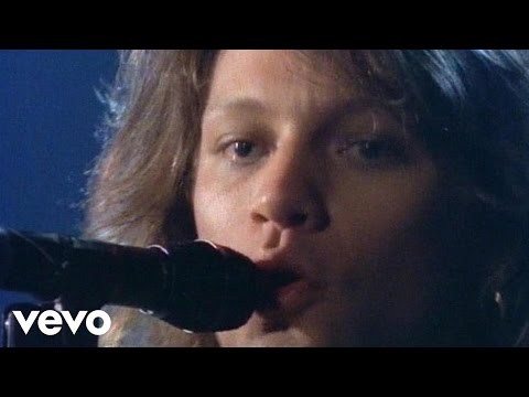 Bon Jovi - I'll Be There For You (Official Music Video)