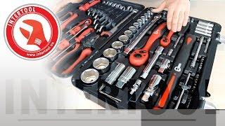 видео Набор инструментов для ремонта автомобиля