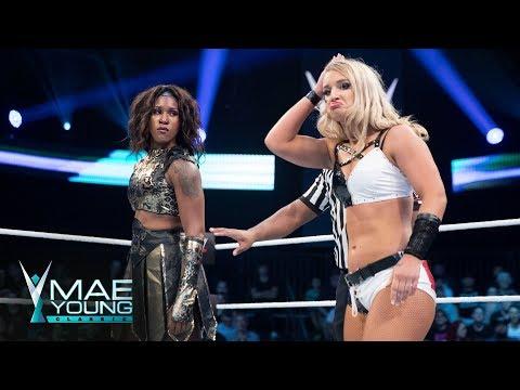 Toni Storm vs. Ayesha Raymond - First Round Match: Mae Young Classic, Aug. 28, 2017