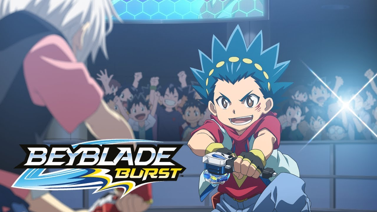 Beyblade Burst Deutsch Stream