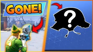 Fortnite: 8 RAREST THINGS ONLY OG PLAYERS Will REMEMBER! Removed Items in Fortnite Battle Royale