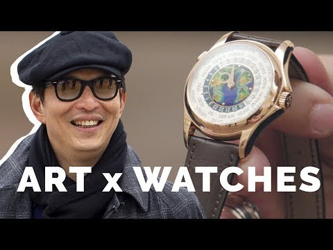 Art x Watches: The Influence of Technology with Wei Koh