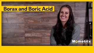 What Exactly are Borax and Boric Acid??