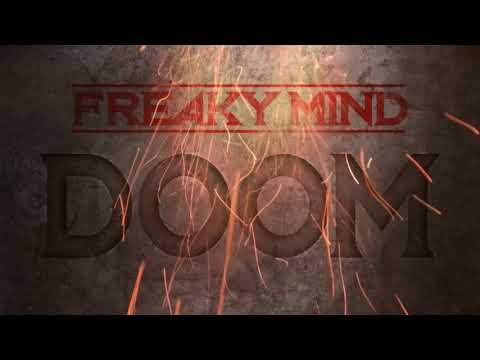 Freaky Mind - Doom (2018) - Full Album Streaming  - Electro-Industrial / Aggrotech