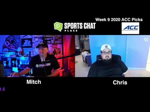 College Football Picks & Predictions ACC Week 9 2020 | Sports Chat Place