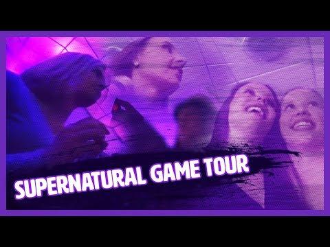 Trailer - Supernatural Game Tour Helsinki | St Petersburg | Moscow.