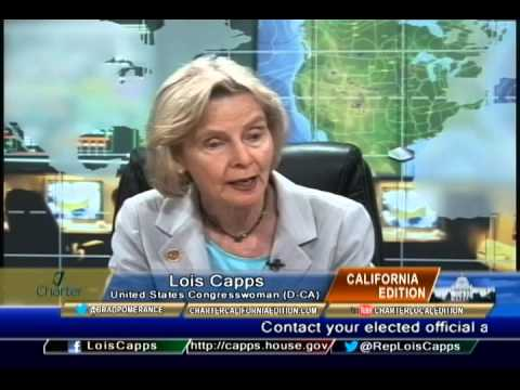 California Edition Interview with U.S. Congresswoman Lois Capps, 440SLO1