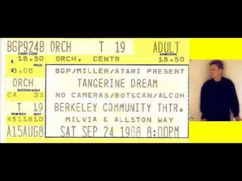 ANDY SUMMERS - Berkeley, CA, U.S.A.  24-9-1988 ..... FULL CONCERT !
