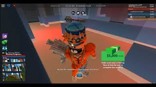 A tutorial how to rob the bank (Roblox Jailbreak)
