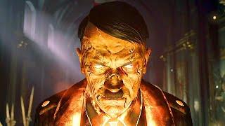 ZOMBIE ARMY 4 DEAD WAR All Cutscenes Full Movie Game (2020) HD