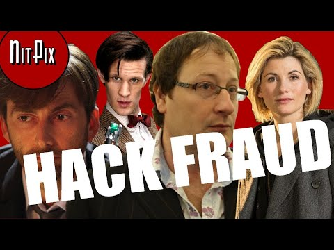 The New Doctor Who Showrunner is a Hack Fraud (Chris Chibnall) - NitPix