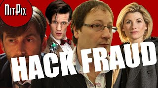 The New Doctor Who Showrunner is a HACK FRAUD - Chris Chibnall