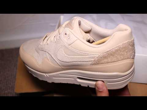 Unboxing #1:Nike Air Max 1 // Sand Patch