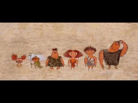 Смотреть мультфильм про семейка крудс